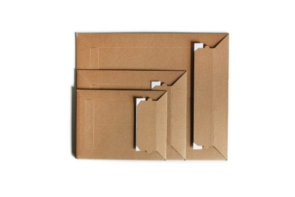 cardboard ecommerce packaging mailers