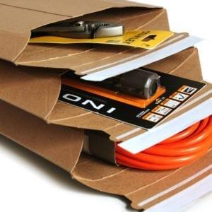 cardboard flat mailer