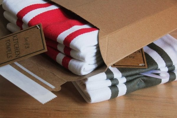 eco-friendly large mailers