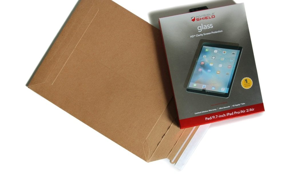 ecommerce product packaging mailers