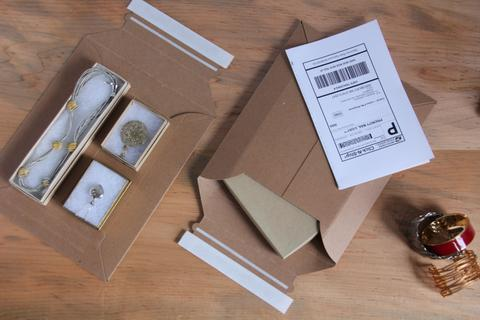packaging for online business