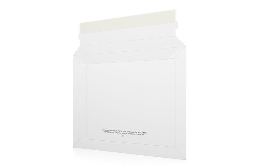 Paperboard lightweight small mailers