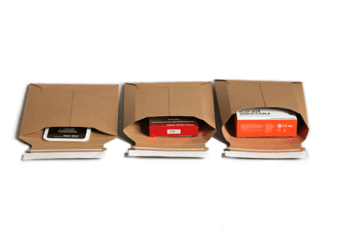 high-end conformer shipping mailers