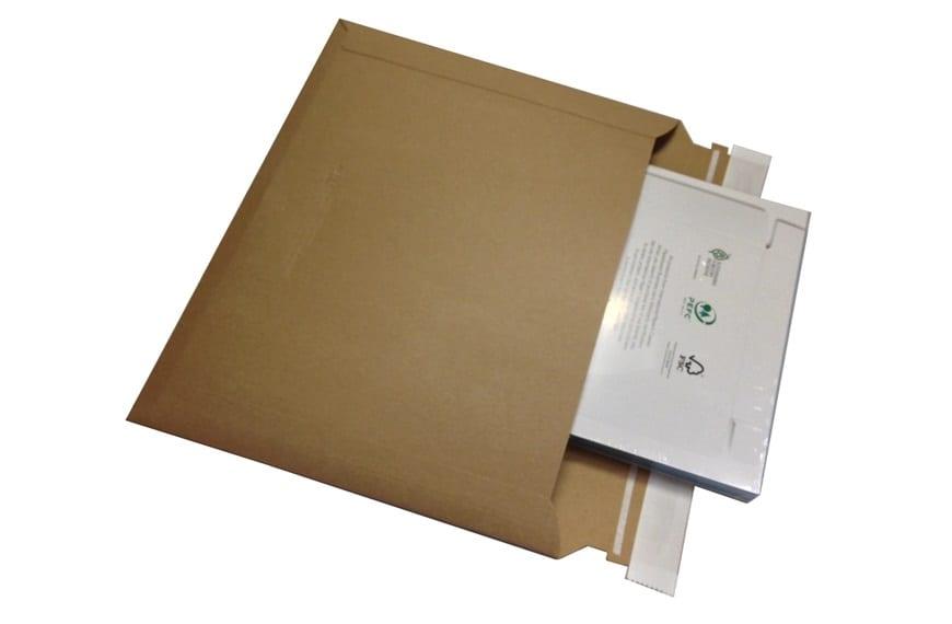 lightweight medium kraft mailers