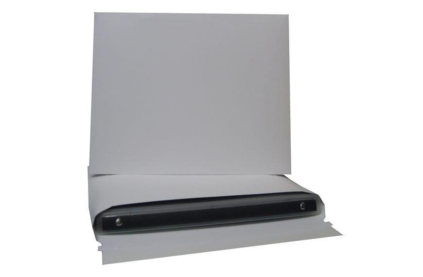 lightweight medium paperboard mailers